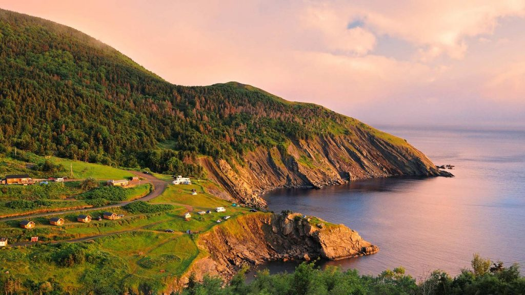 Cape Breton Island, Nova Scotia, Canada | 10 Perfectly Cool Destinations for When You Just Can't Take the Summer Heat | Her Beauty