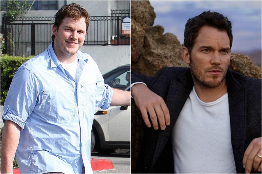 Chris Pratt | Celebrity Image Changes We Don't Remember | Her Beauty
