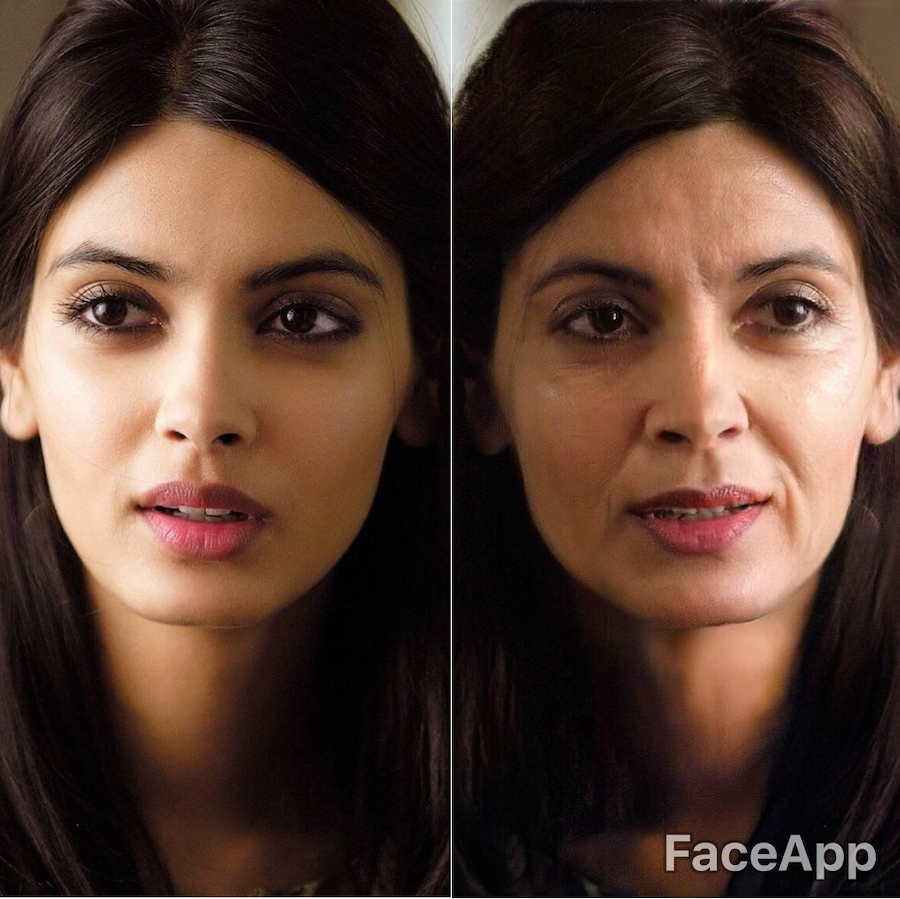 Diana Penty | What Bollywood Stars Will Look Like When They Grow Old | Her Beauty