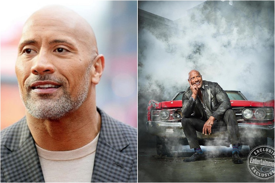 Dwayne Johnson | 8 Celebrities Who Get Paid Most On Instagram | Her Beauty