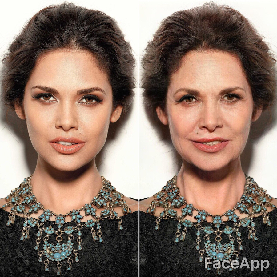 Esha Gupta | What Bollywood Stars Will Look Like When They Grow Old | Her Beauty