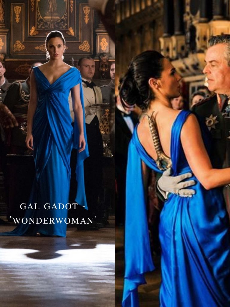 Gal Gadot – Wonderwoman | 15 Iconic Movie Dresses You Wish You Could Wear | HerBeauty