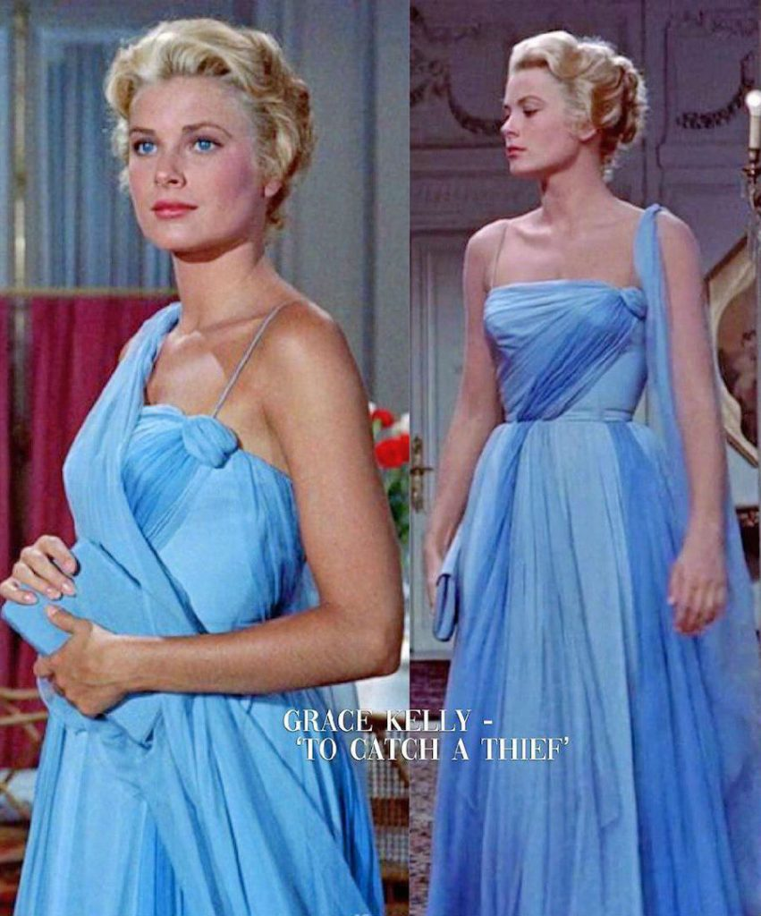 Grace Kelly – To Catch a Thief | 15 Iconic Movie Dresses You Wish You Could Wear | HerBeauty