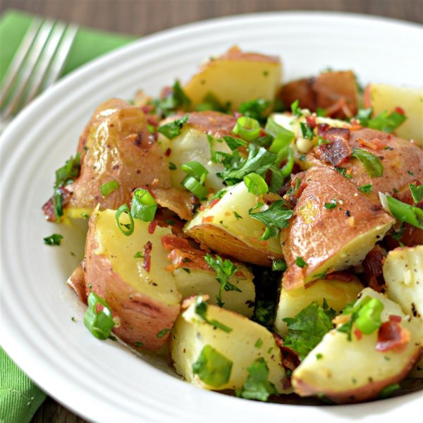 Grilled Potato Salad | 12 Grilling Recipes You've Gotta Try This Summer | Her Beauty