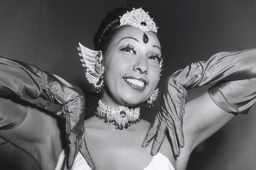 Josephine Baker | 10 Of The World's Most famous Female Spies | Her Beauty