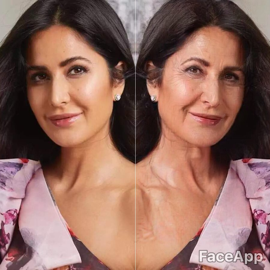 Katrina Kaif | What Bollywood Stars Will Look Like When They Grow Old | Her Beauty