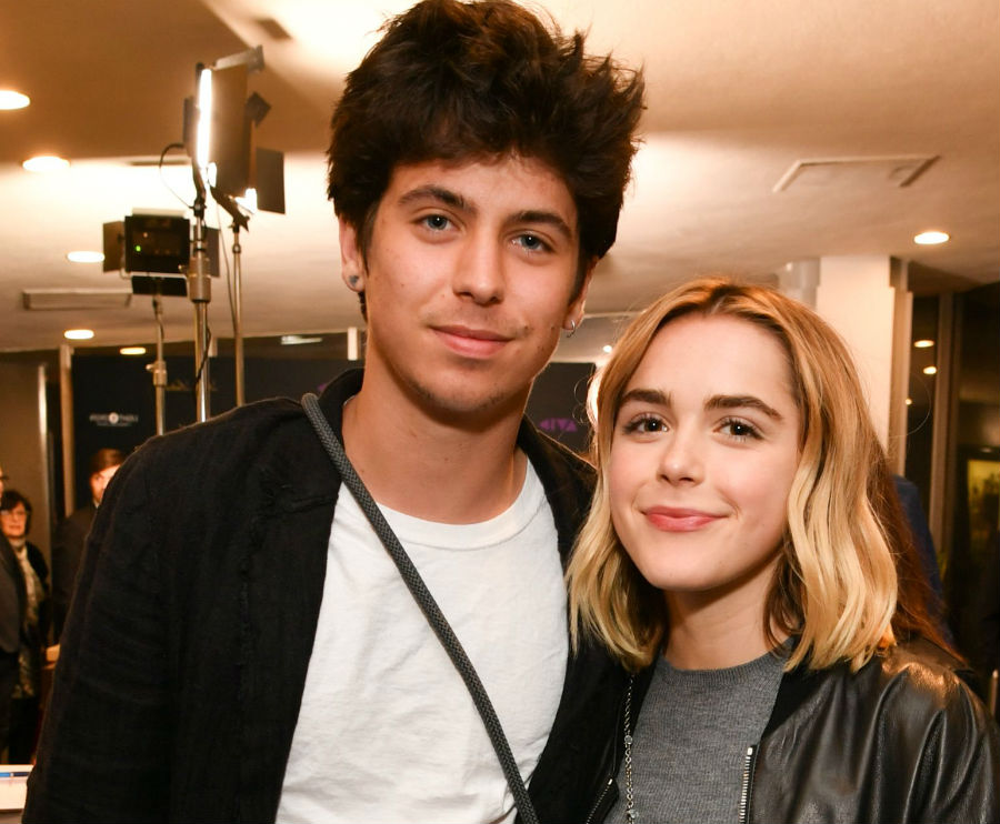 Kiernan Shipka and Charlie Oldman  | 7 Surprising Celeb Romances We Were Not Expecting In 2019 | Her Beauty