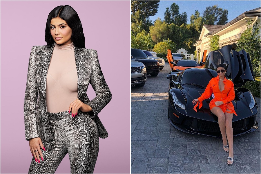Kylie Jenner | 8 Celebrities Who Get Paid Most On Instagram | Her Beauty
