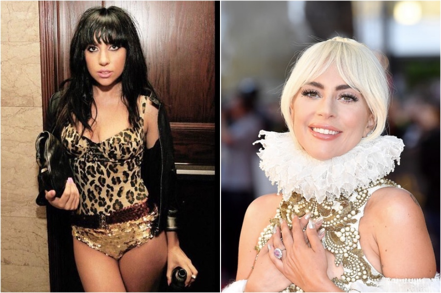 Lady Gaga | Celebrity Image Changes We Don't Remember | Her Beauty