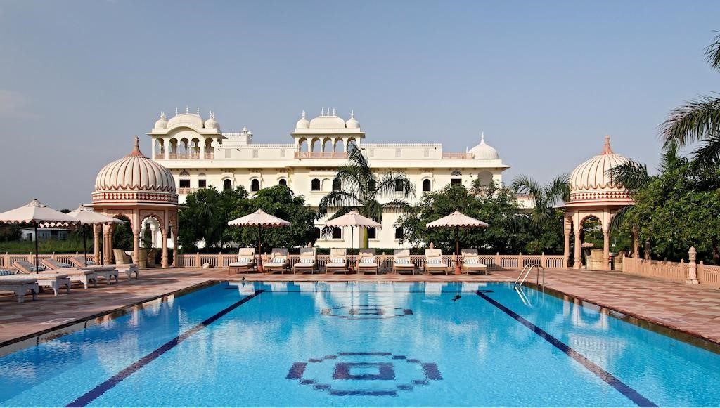Lakshmi Niwas Palace (Bikaner, Rajasthan) | 6 Bollywood Wedding Destinations To Make Your Big Day Unforgettable | Her Beauty