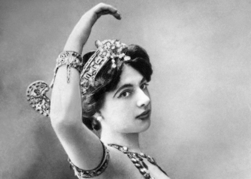 Mata Hari | 10 Of The World's Most famous Female Spies | Her Beauty