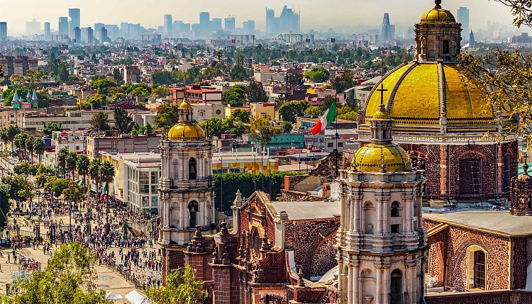 Mexico City, Mexico | 10 Perfectly Cool Destinations for When You Just Can't Take the Summer Heat | Her Beauty