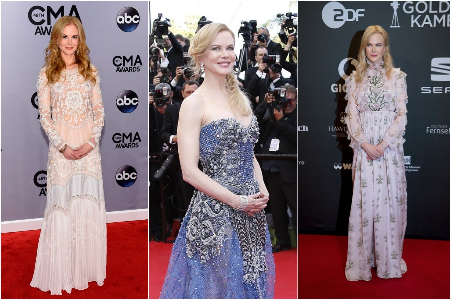 Nicole Kidman | 11 Signature Celebrity Poses You Probably Never Noticed | Her Beauty