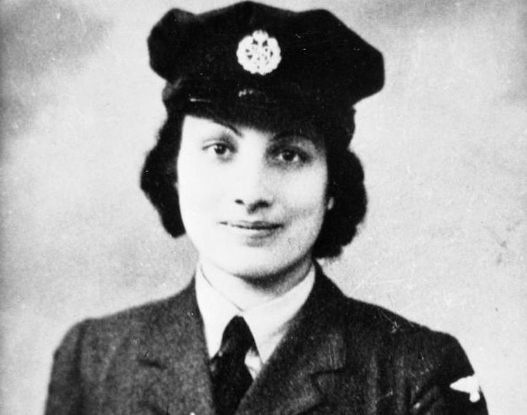 Noor Inayat Khan | 10 Of The World's Most famous Female Spies | Her Beauty