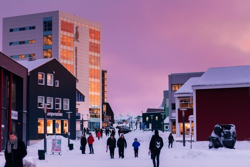 Nuuk, Greenland | 8 White Night Countries to Visit | Her Beauty