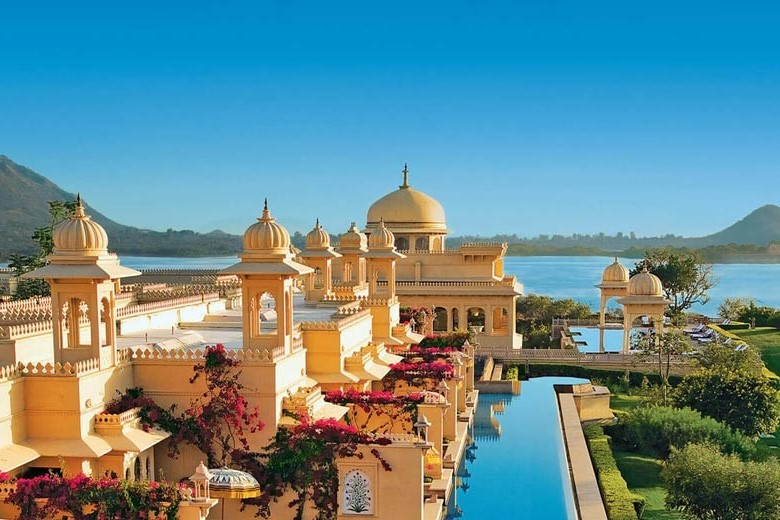 The Oberoi Udaivilas (Udaipur) | 6 Bollywood Wedding Destinations To Make Your Big Day Unforgettable | Her Beauty