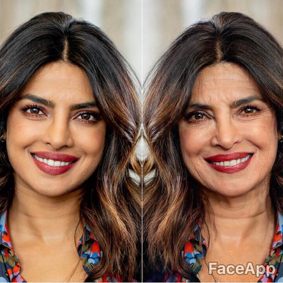Priyanka Chopra | What Bollywood Stars Will Look Like When They Grow Old | Her Beauty