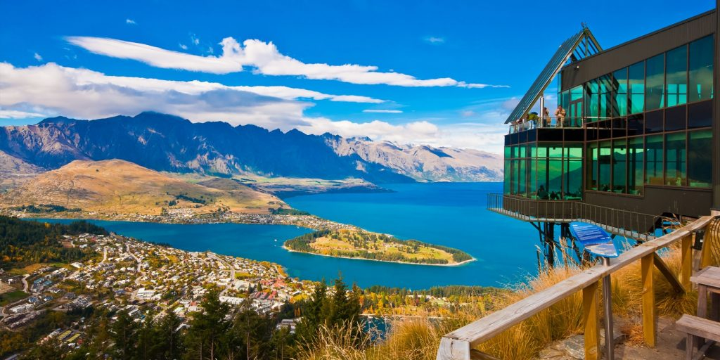 Queenstown, New Zealand | 10 Perfectly Cool Destinations for When You Just Can't Take the Summer Heat | Her Beauty