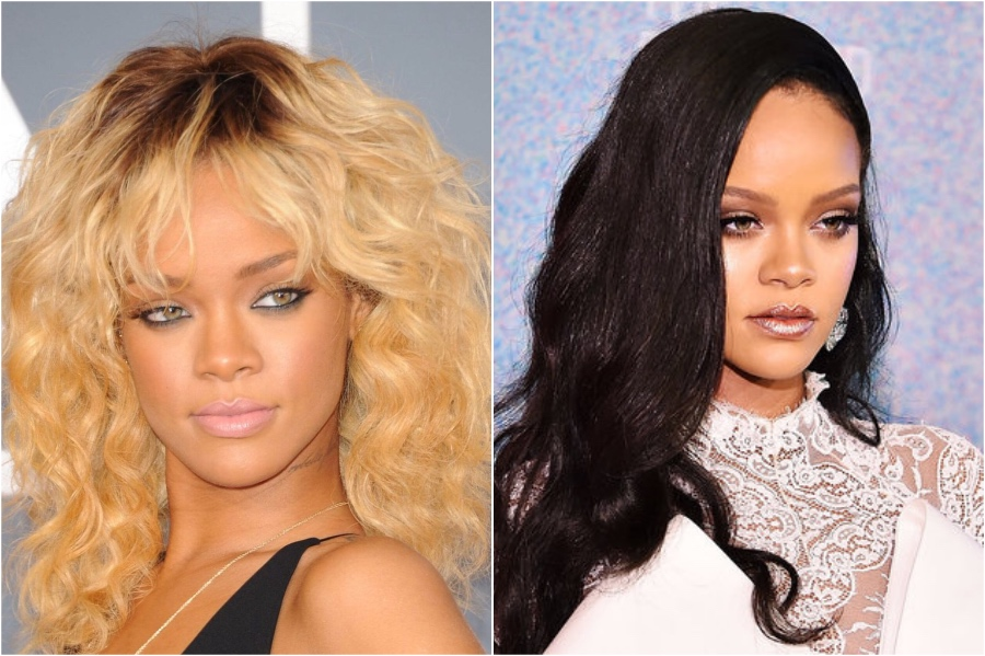 Rihanna | Celebrity Image Changes We Don't Remember | Her Beauty