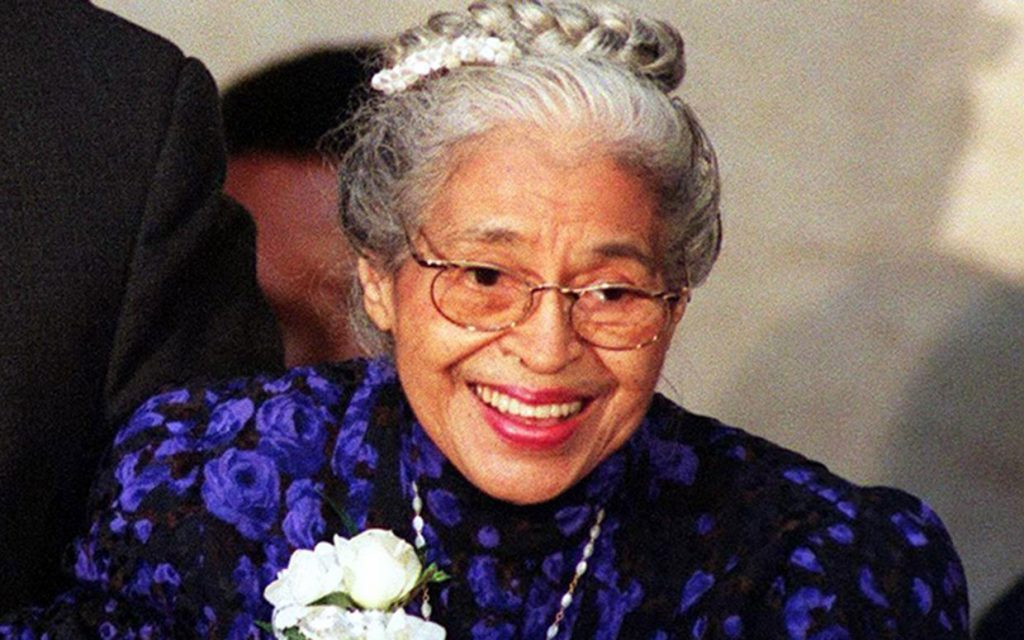 Rosa Parks | 10 Most Influential Women in History | Her Beauty