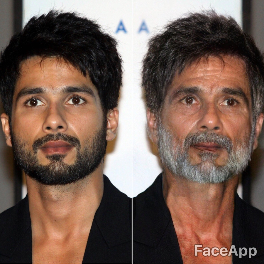 Shahid Kapoor | What Bollywood Stars Will Look Like When They Grow Old | Her Beauty
