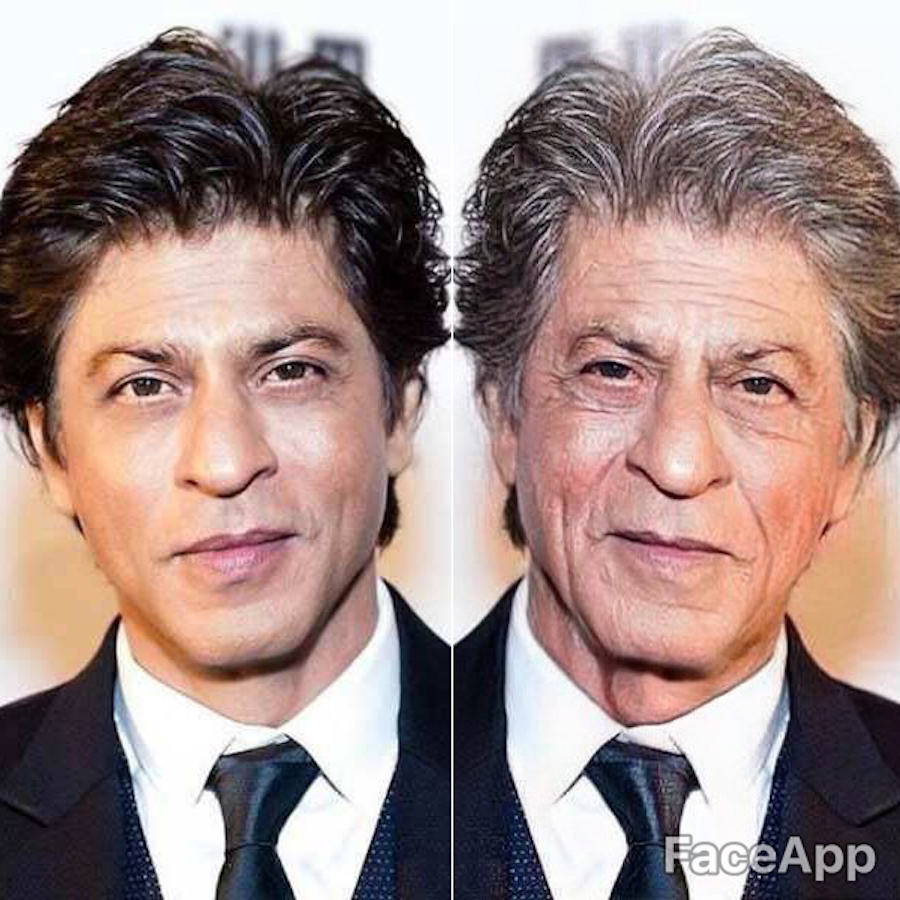 Shahrukh Khan | What Bollywood Stars Will Look Like When They Grow Old | Her Beauty
