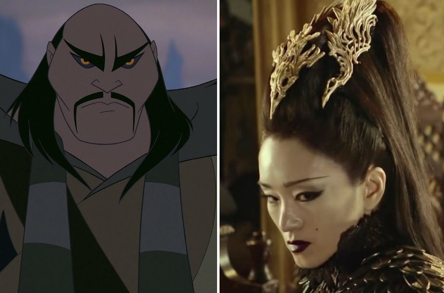 Gong Li Witch Mulan | All The Changes Made To The 'Mulan' Remake So Far | Her Beauty