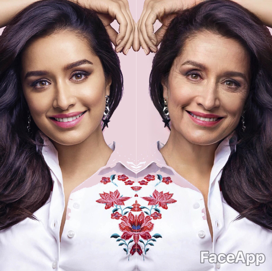 Shraddha Kapoor | What Bollywood Stars Will Look Like When They Grow Old | Her Beauty