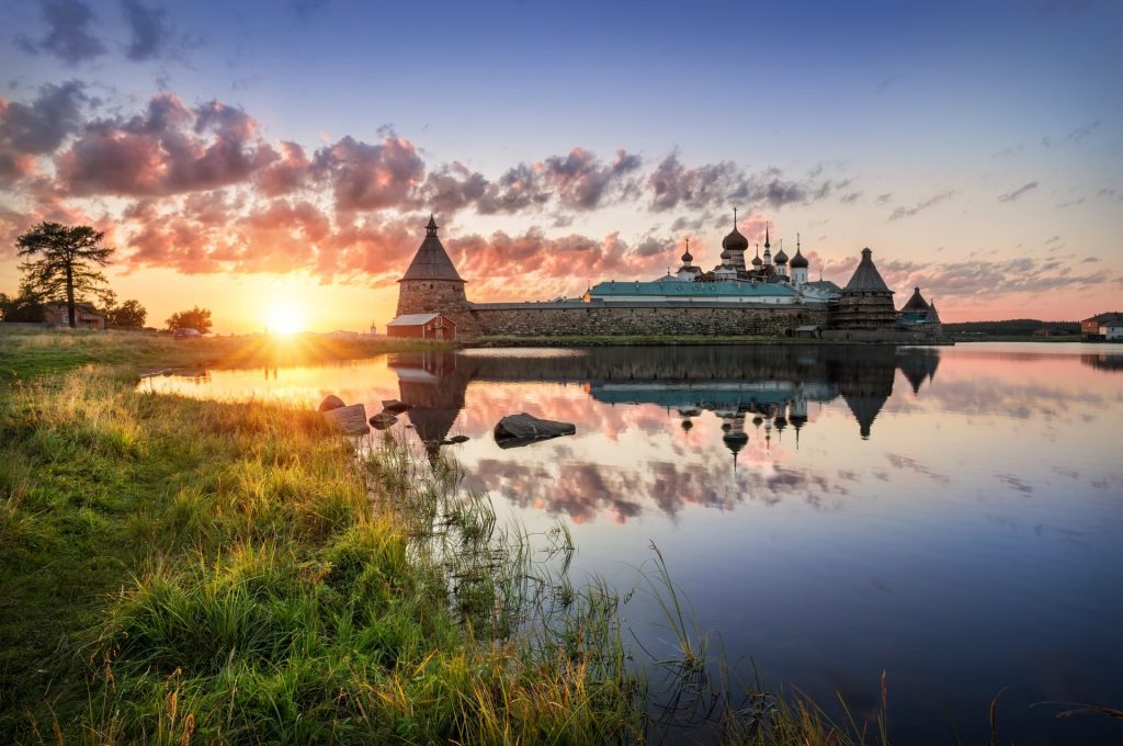 Solovetsky Island, White Sea, Russia | 8 White Night Countries to Visit | Her Beauty