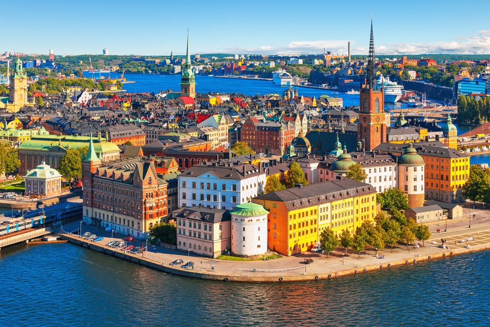 Stockholm, Sweden | 10 Perfectly Cool Destinations for When You Just Can't Take the Summer Heat | Her Beauty