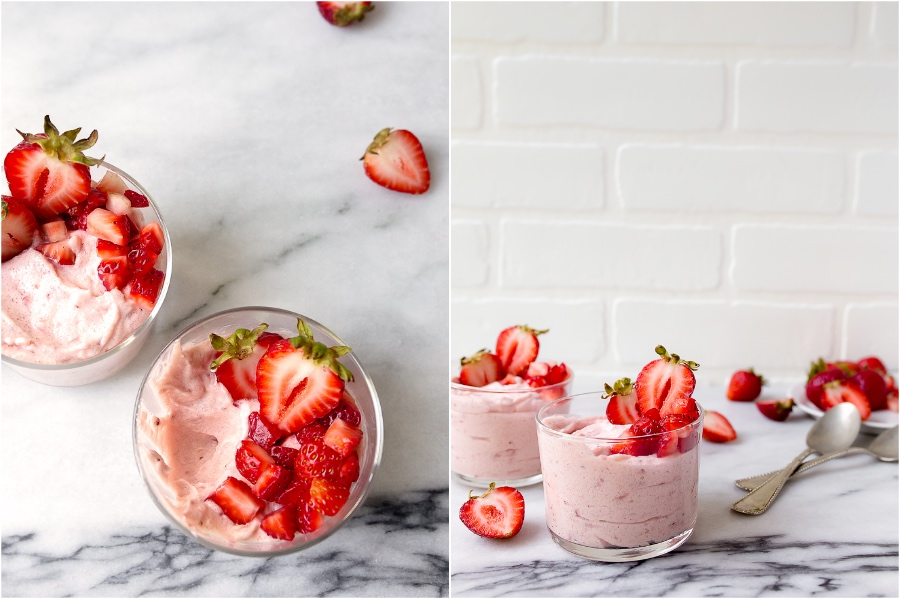 Strawberry Mousse | 6 Best Strawberry Recipes To Try This Summer | Her Beauty