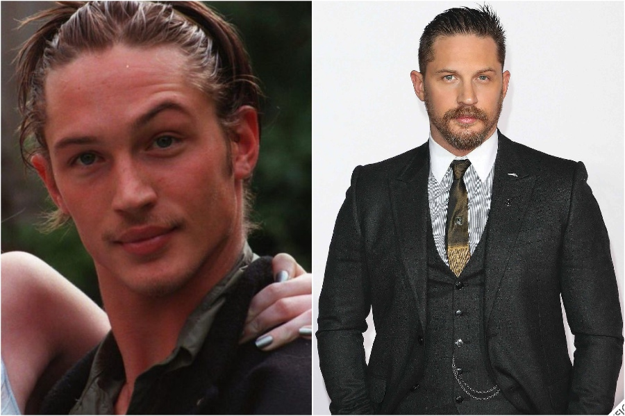 Tom Hardy | Celebrity Image Changes We Don't Remember | Her Beauty