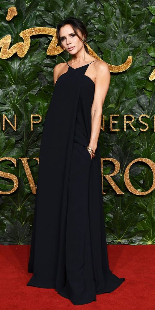 Long dress | Victoria Beckham Style | Her Beauty