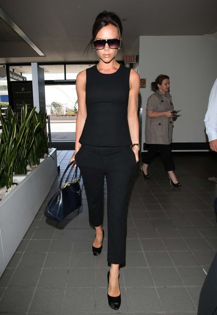 All black look | Victoria Beckham Style | Her Beauty