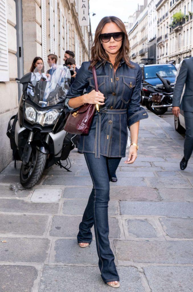Denim   Victoria Beckham Style   Her Beauty
