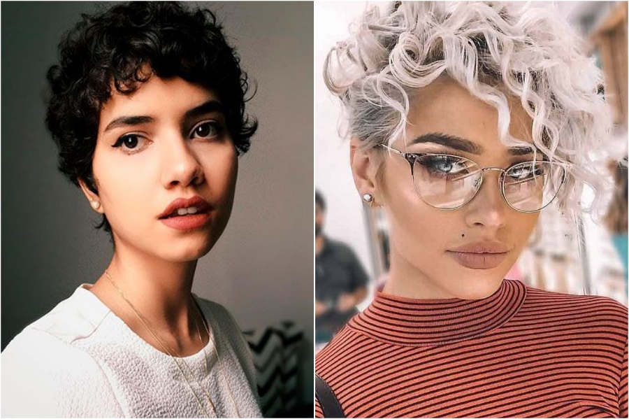 Curly Pixie Cut | What Type Of Pixie Cut Should You Get | Her Beauty