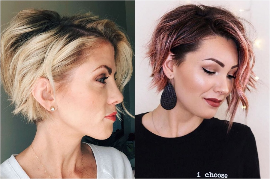 Pixie Bob Cut | What Type Of Pixie Cut Should You Get | Her Beauty