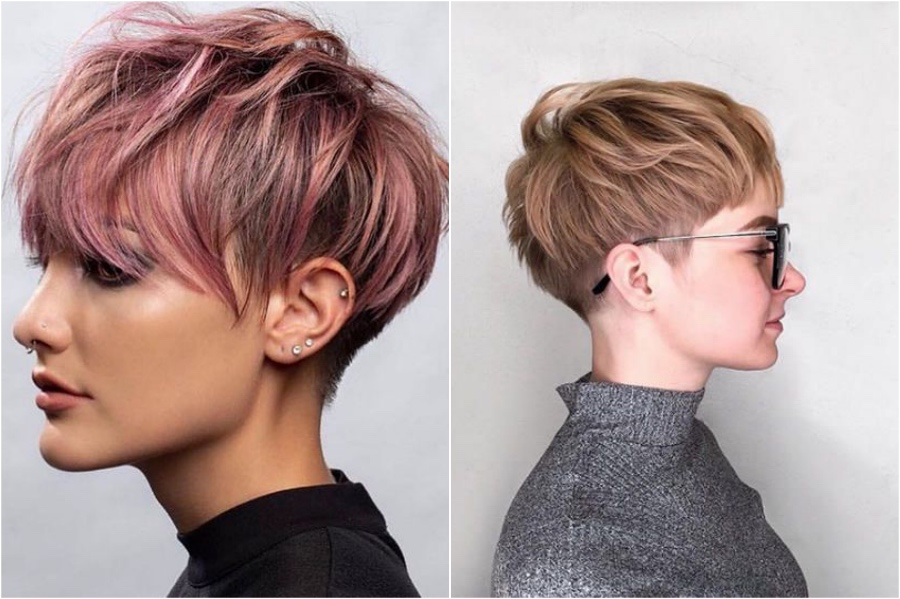 Pixie Cut For Thin Hair | What Type Of Pixie Cut Should You Get | Her Beauty