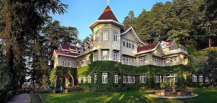 WoodVille Palace Hotel (Shimla) | 6 Bollywood Wedding Destinations To Make Your Big Day Unforgettable | Her Beauty