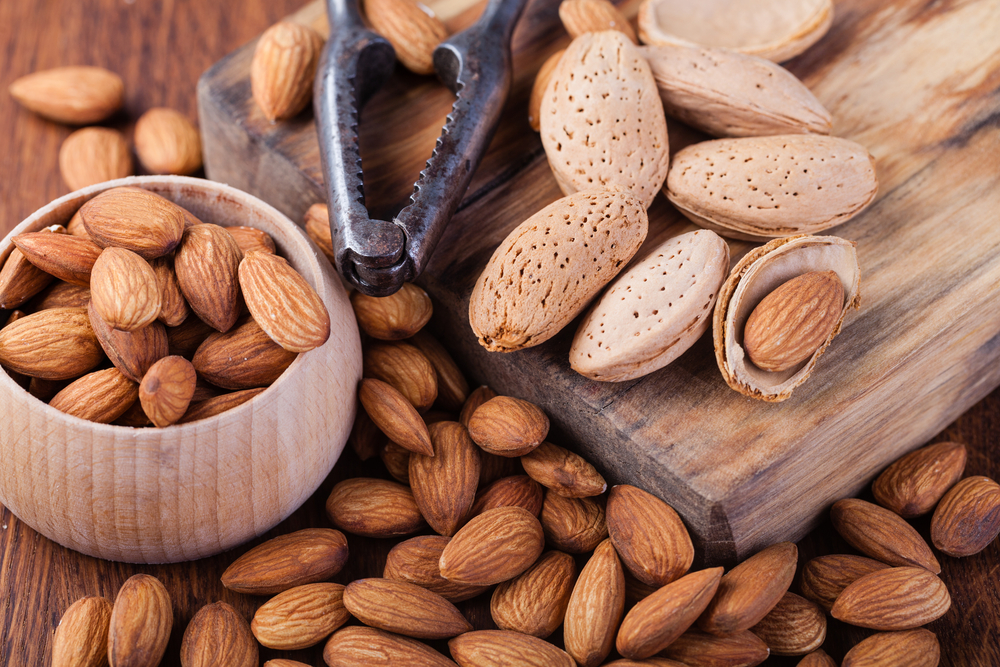 Almonds | 11 Best Foods To Eat In The Rainy Season | Her Beauty