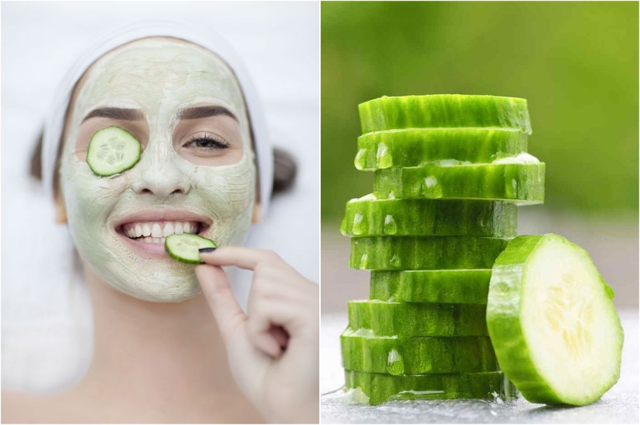 Cucumber Slices On The Eyes | 7 Beauty Tips From Your Grandma | Her Beauty