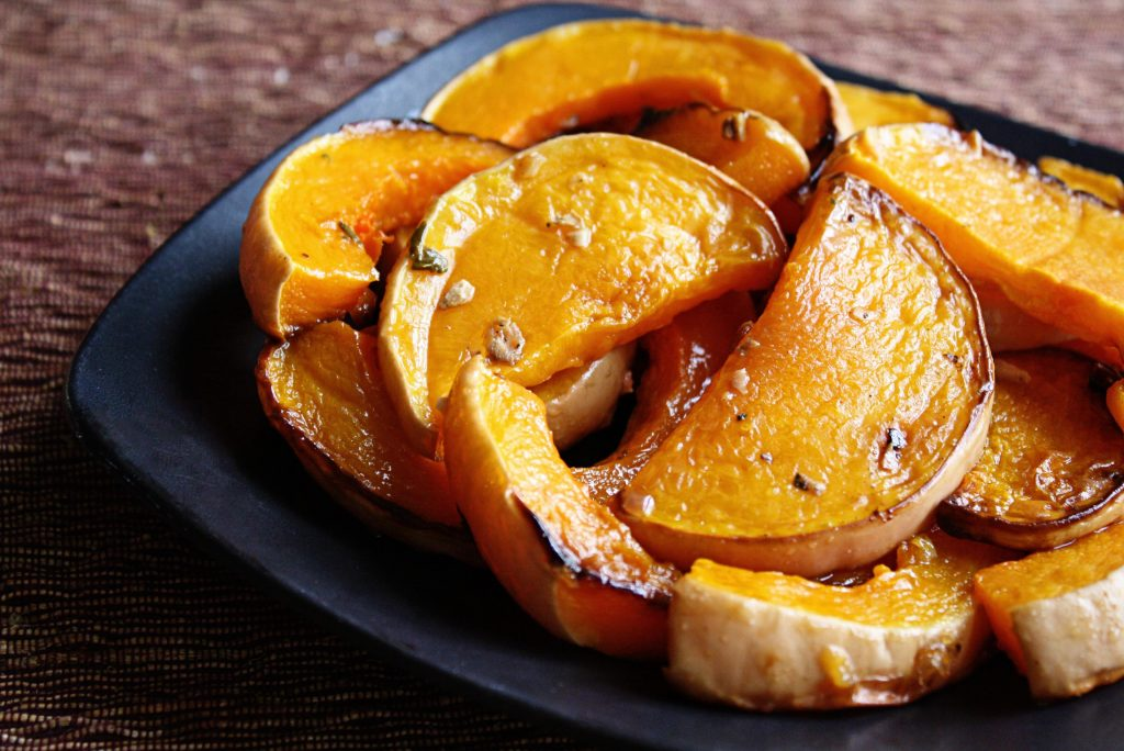 Sliced Butternut Squash | 12 Grilling Recipes You've Gotta Try This Summer | Her Beauty