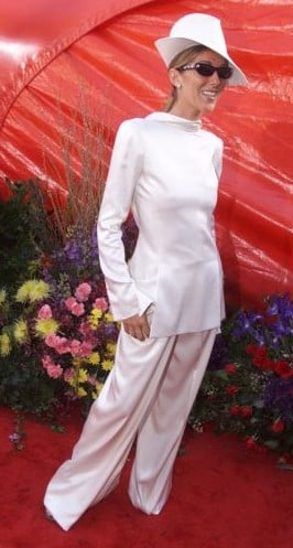1999 Oscars Celine Dion #1 | 10 Reasons Why Celine Dion Is Our New Style Icon | Her Beauty