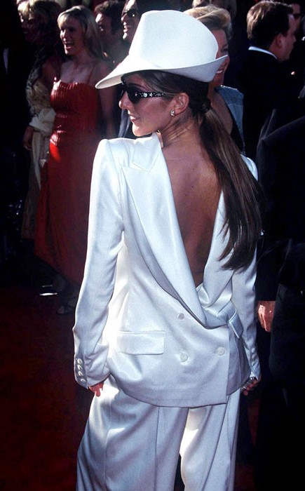 1999 Oscars Celine Dion #2 | 10 Reasons Why Celine Dion Is Our New Style Icon | Her Beauty