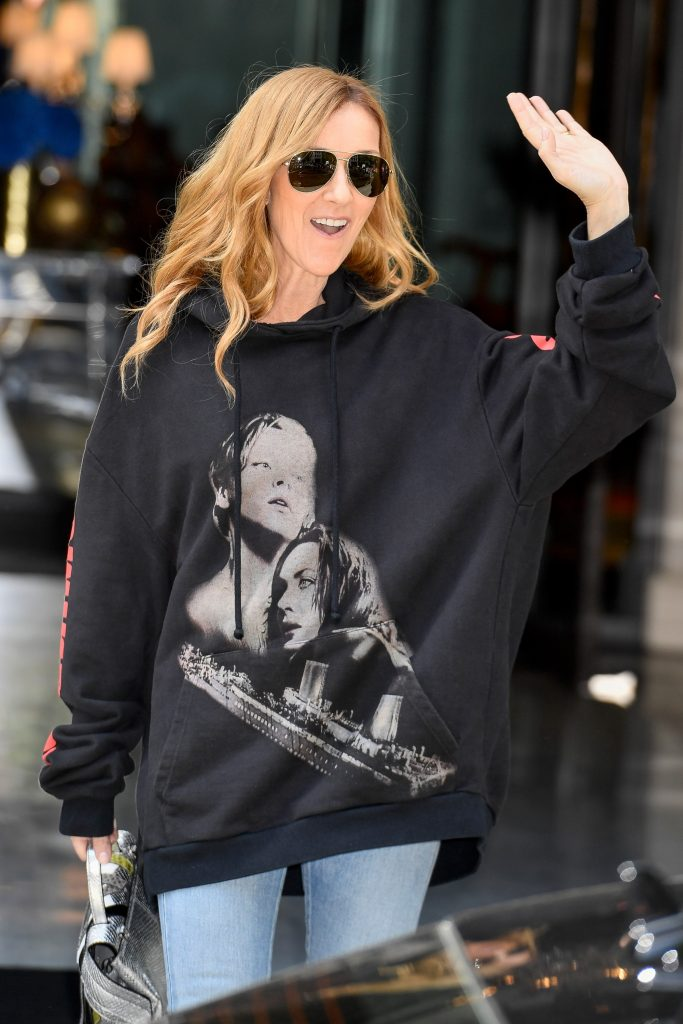 celine-dion-Titanic-sweatshirt