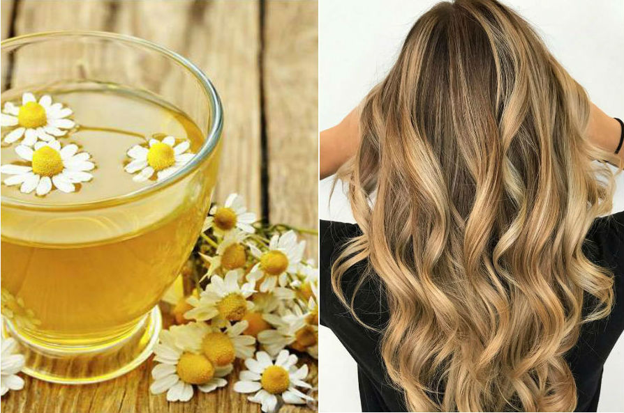 Daisy water for natural highlights | 9 Beauty Rituals From Around The World | Her Beauty