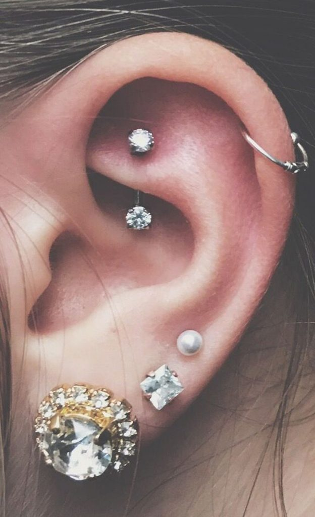 Daith Piercing Jewelry | The Daith Piercing: 8 Facts That Will Make You Want To Get One | Her Beauty