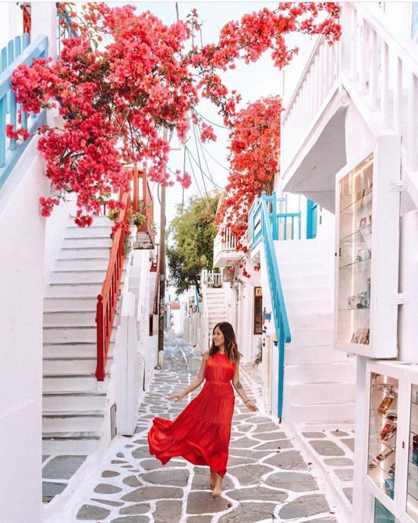 Греция | Travel-девичники и экспедиции в самые яркие уголки нашей планеты | Her Beauty