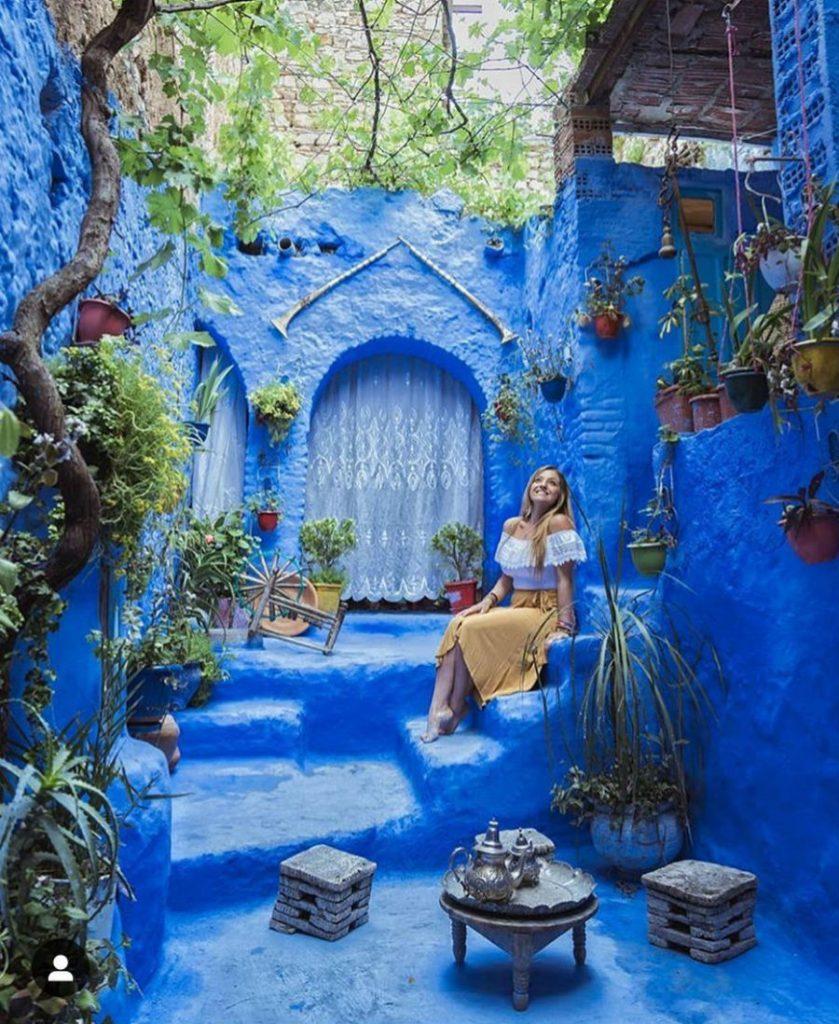 Шефшауэн, Марокко | Travel-девичники и экспедиции в самые яркие уголки нашей планеты | Her Beauty