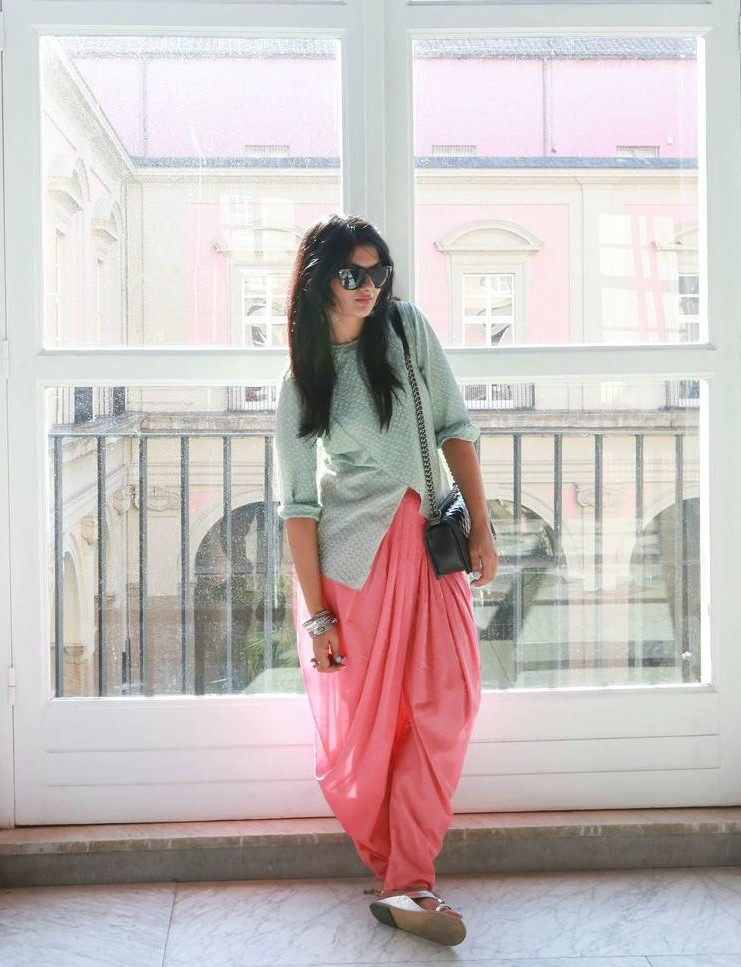 dhoti pants | 9 Fashion Tips Every Indian Girl Should Follow | Her Beauty